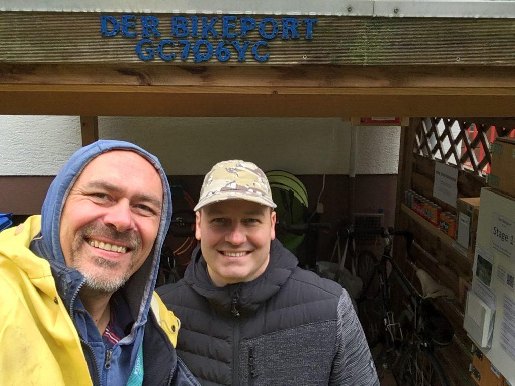 ClauSchi & Taunuslöwe @ Bikeport